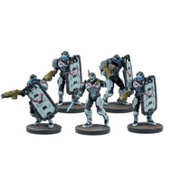 Warpath: Enforcer Defender Team