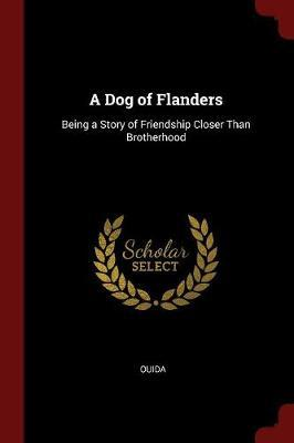 A Dog of Flanders by Ouida image