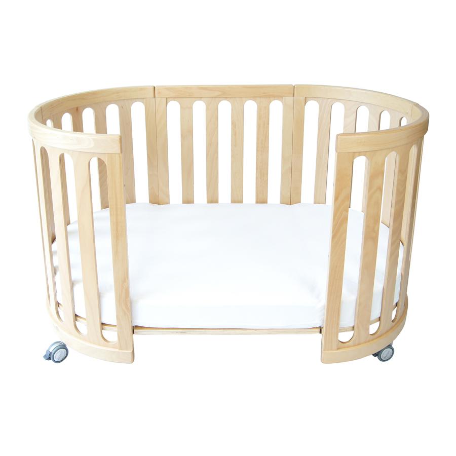 Kaylula Sova 4 in 1 Cot Bed (Beech) image