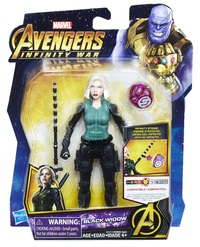 "Avengers Infinity War: Black Widow - 6"" Action Figure"