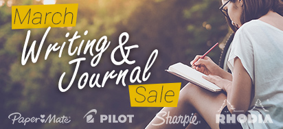 Writing & Journal Sale