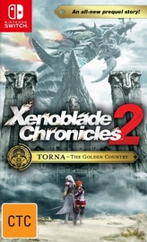 Xenoblade Chronicles 2: Torna the Golden Country for Nintendo Switch