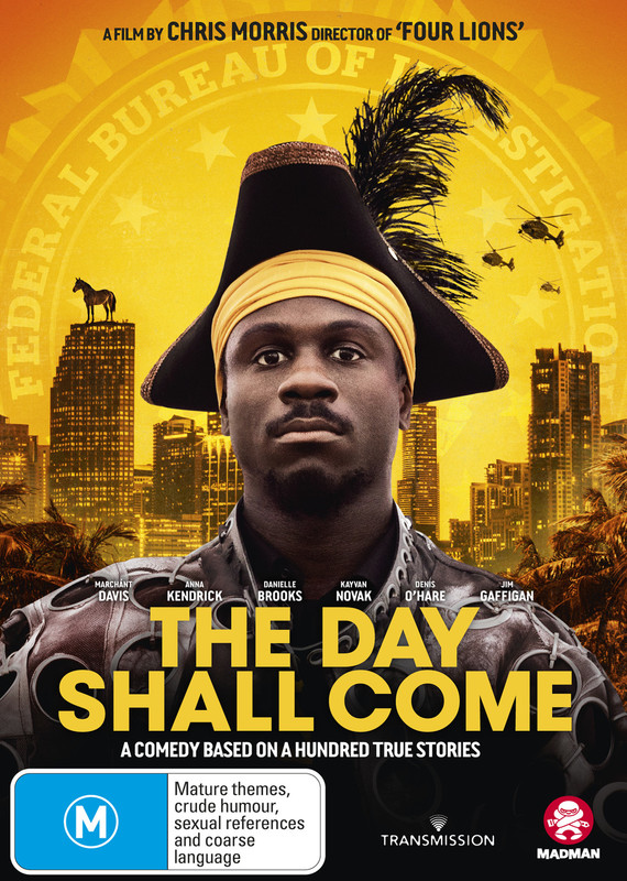 The Day Shall Come on DVD