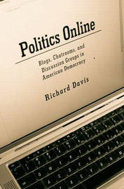 Politics Online by Richard Davis image