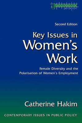 Key Issues in Women's Work by Catherine Hakim image