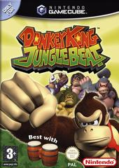 Donkey Kong: Jungle Beat with bongos for GameCube