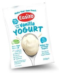 EasiYo Nutrition Range Low Fat Vanilla