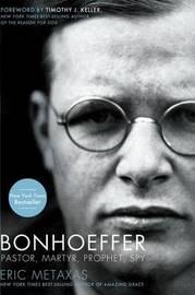 Bonhoeffer by Eric Metaxas image