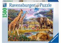 Ravenburger - African Wild Life Puzzle (1500pc)