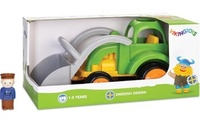 Viking Toys – Jumbo Tractor Digger with Gift Box