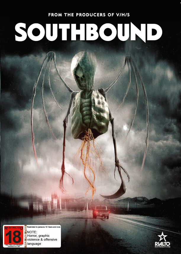 Southbound on DVD image