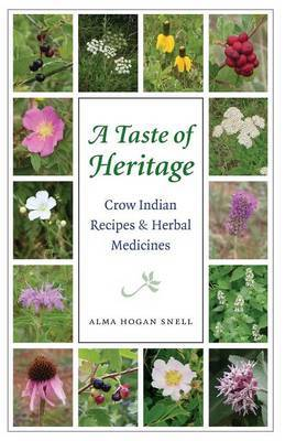 A Taste of Heritage by Alma Hogan Snell image