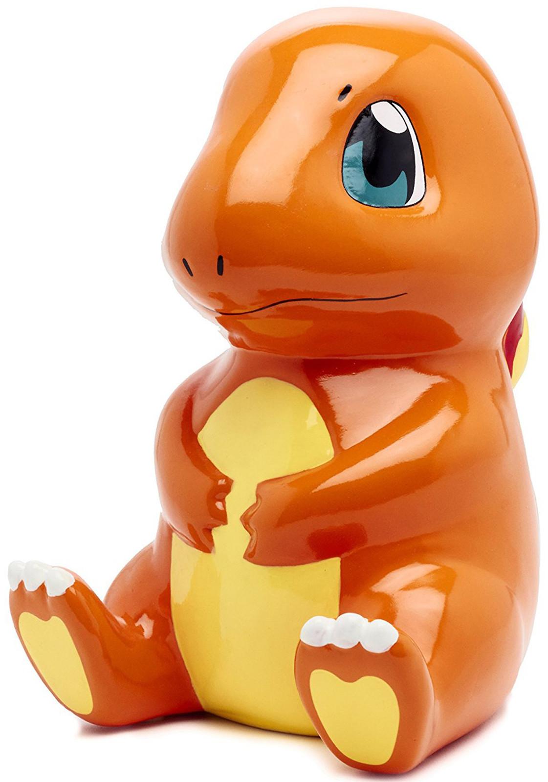 "Pokemon: Charmander - 8"" Ceramic Money Bank image"