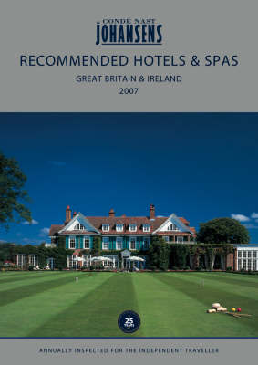 Johansens Recommended Hotels and Spas GB and Ireland