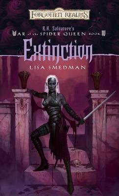 Forgotten Realms: Extinction (War of the Spider Queen #4) by Lisa Smedman image