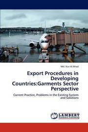 Export Procedures in Developing Countries by MD Nur Al Ahad