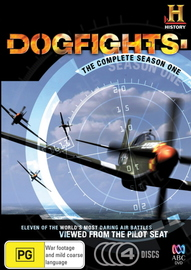 Dogfights - The Complete Season 1 on DVD