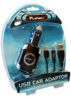Playmax USB Car Adaptor for PSP
