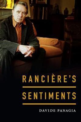 Ranciere's Sentiments by Davide Panagia image