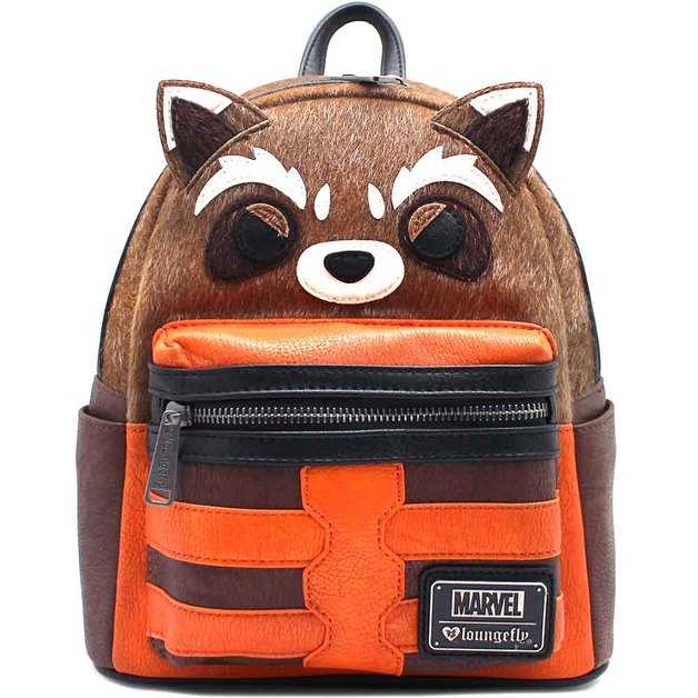 Guardians Rocket - Mini Backpack  97f87be352db1