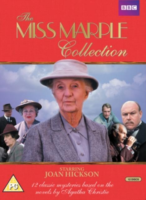 Miss Marple Collection Box Set DVD Box Set on DVD