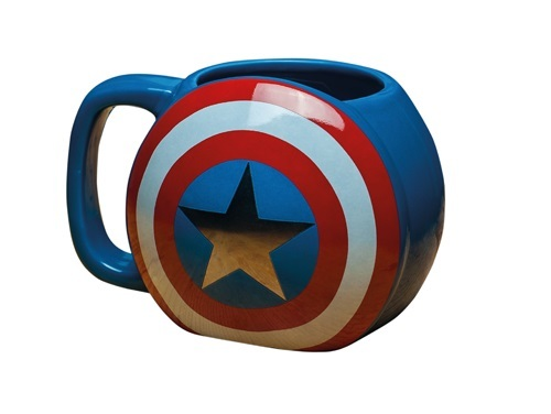 Marvel: Captain America - Shield Mug