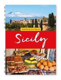 Sicily Marco Polo Travel Guide - with pull out map by Marco Polo