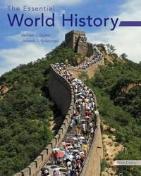 The Essential World History by William J Duiker
