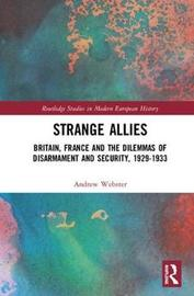 Strange Allies by Andrew Webster