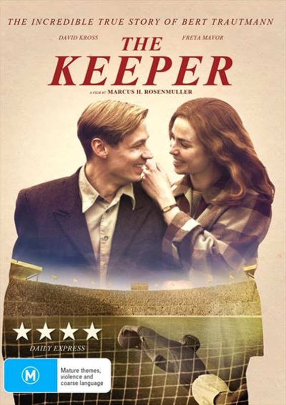 The Keeper on DVD