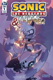 Sonic The Hedgehog: Tangle & Whisper - #1 (Cover A) by Ian Flynn image