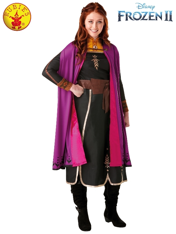 Rubie's: Frozen 2 - Anna Deluxe Adult Costume (Large)