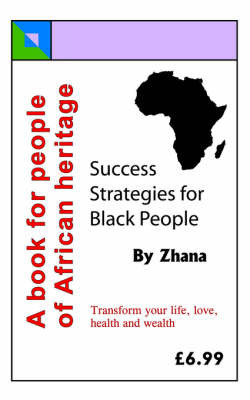 Success Strategies for Black People by Zhana image