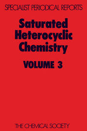 Saturated Heterocyclic Chemistry image
