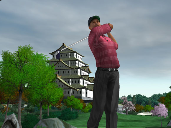 Tiger Woods 2004 for PlayStation 2 image