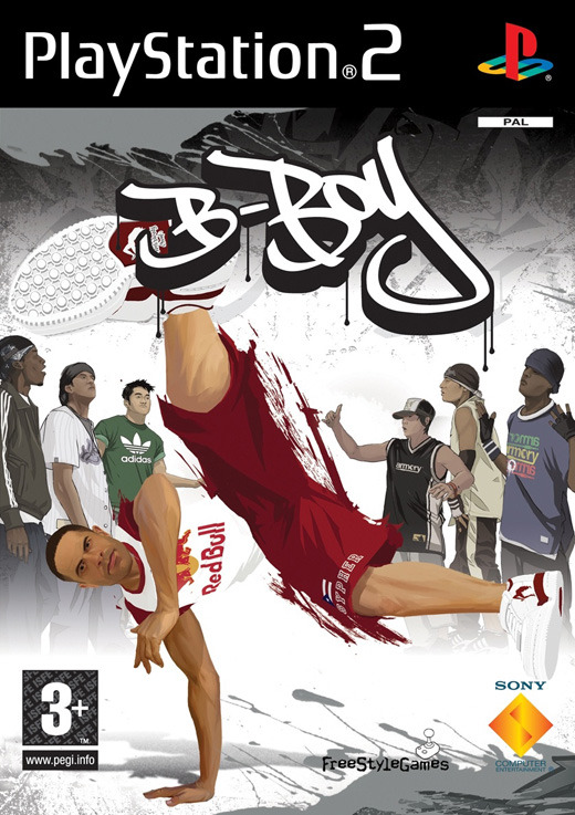 B-Boy for PlayStation 2
