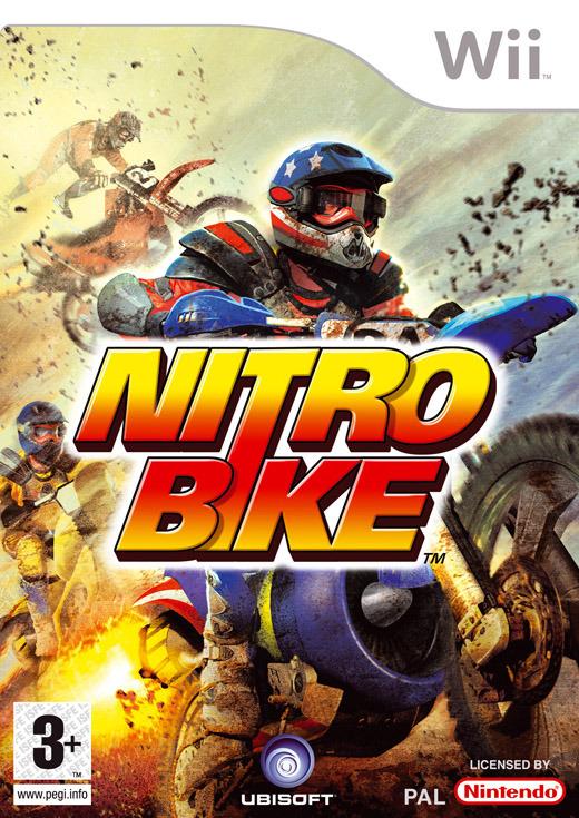 Nitrobike for Nintendo Wii