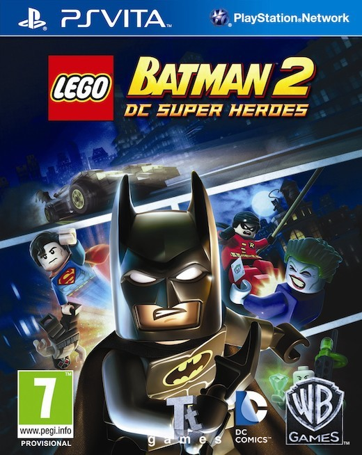 LEGO Batman 2: DC Super Heroes for Vita