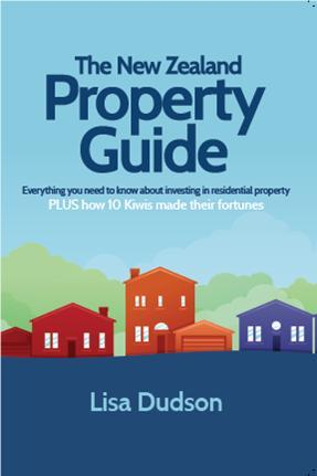 The New Zealand Property Guide by Lisa Dudson image