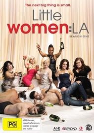 Little Women LA: Season 1 on DVD