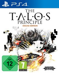 The Talos Principle Deluxe Edition for PS4