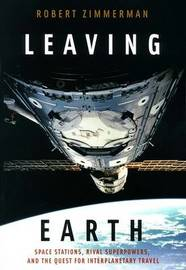Leaving Earth by Robert Zimmerman image