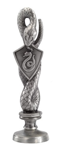 Harry Potter - Slytherin Wax Stamp image