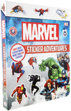 Marvel Sticker Adventures