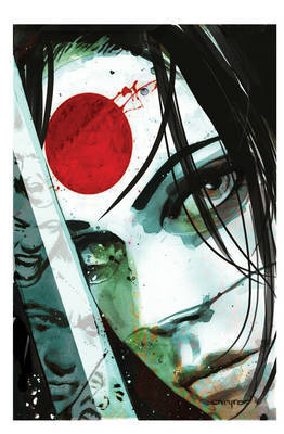 Suicide Squad Most Wanted Katana by Mike Barr