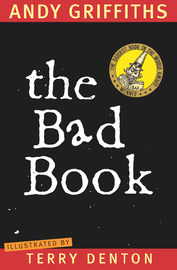 The Bad Book by Andy Griffiths image
