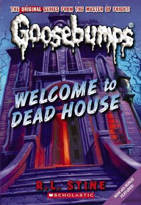 Welcome to Dead House (Goosebumps Original Series #1) by R.L. Stine image