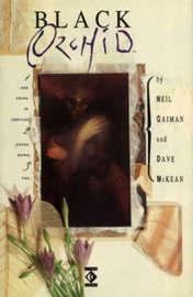 Black Orchid by Neil Gaiman image