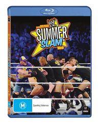 WWE Summer Slam 2010 on Blu-ray