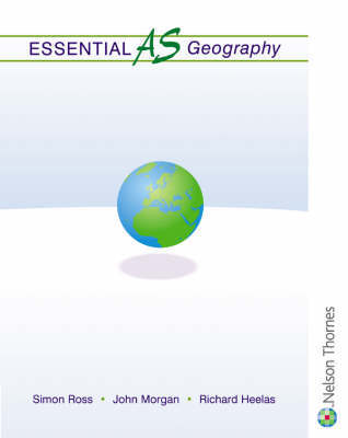 Essential AS Geography by Simon Ross image